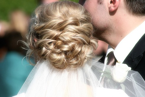 Latest wedding hairstyles 2011 – updo