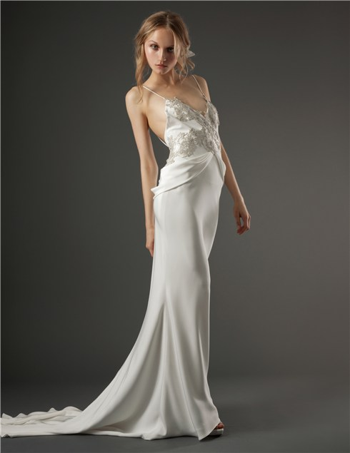 wedding dresses by Elizabeth Fillmore, latest-wedding-dresses-2013