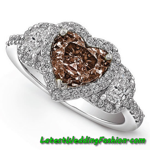 Chocolate Diamond Fashion Rings best chocolate diamond ring